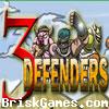3 Defenders Icon