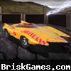 3D Flash Racer Icon