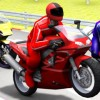 3D Motor Bike Racing Icon
