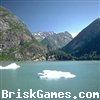 Alaska Lake . Icon