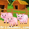 Baby Piggy Care Icon