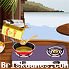 Barbeque Chicken Icon