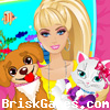 Barbie Pets Care Icon