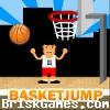 Basket Jump Icon