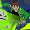 Ben 10 Alien Force Fuel Buel Icon