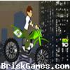 Ben 10 Bike Challenge Icon