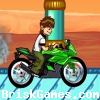 Ben 10 Bike Remix Icon