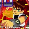 Ben 10 Fireman Icon