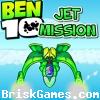 Ben 10 Jet Mission Icon