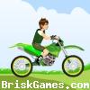 Ben 10 Motocross Icon