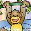 Climbing Monkey Coloring Icon