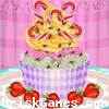 Cup Cake Decoration Icon