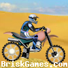 Desert Bike Icon