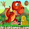Dino Super Jump Icon