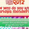 DM Quiz: Do you know Bridgit Mendler?