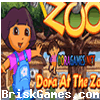 Dora At The Zoo Icon