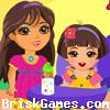Dora Babysitter Icon