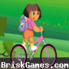 Dora Bike Ad. Icon