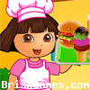 Dora Fun Cafe Icon