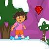 Dora Snowboard Icon