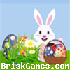 Easter Bunny. Icon