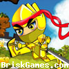 Golden Ninja Icon