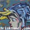 Graffiti Jigsaw Icon