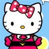 Hello Kitty Dress Up Icon