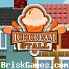 Ice Cream Stall Icon