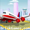Jumbo Jet Parking Icon