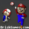 Mario Beach Volleyball Icon