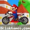 Mario Bike C. Icon