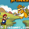 Mario Defend Princess Icon