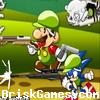 Mario Sonic . Icon