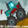 Monster Truck Drive Icon