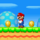 New Super Mario Bros Flash Icon