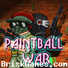 Paint Ball War Icon