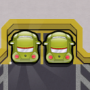 Parking Warrior Icon