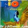 Rio Dress Up Icon