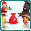 Santa Defender Icon