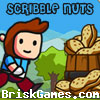 Scribble Nuts Icon