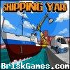 Shipping Yard Icon