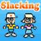 Slacking Icon