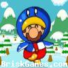 Snowy Mario 2 Icon