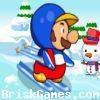 Snowy Mario 4 Icon