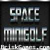 Space Golf Icon