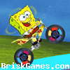 Spongebob Bike Booster Icon