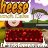 Strawberry Cheese Brunch Cake Icon
