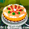 Strawberry Cheese Cake Icon