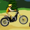 Stunt Dirt Bike Icon